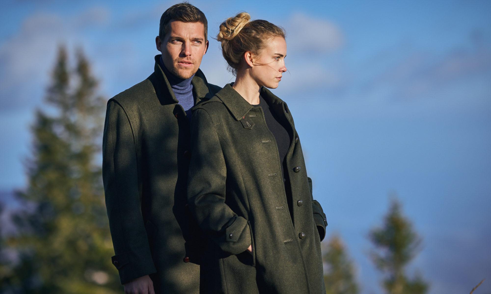 Loden Coats